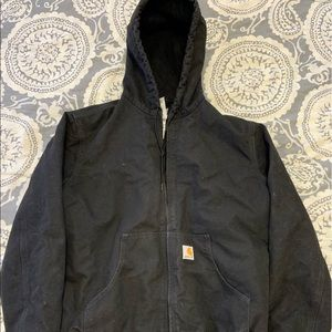 Women's carhartt jacket medium